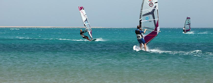 wind soma bay in egypt
