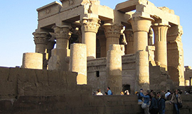 Half Day visit to Kom Ombo and Darau