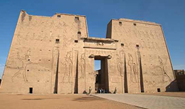 Half Day visit to Edfu temple