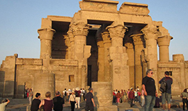 Half Day visit to Kom Ombo and Edfu temples