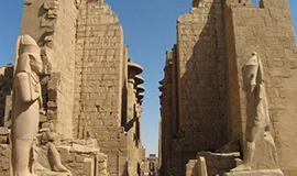 Luxor Overday by Road